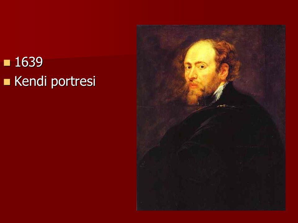 1639 Kendi portresi