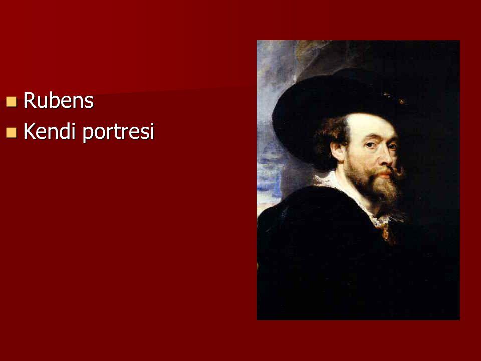Rubens Kendi portresi