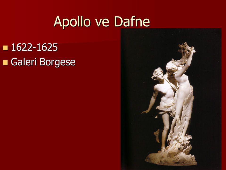 Apollo ve Dafne 1622-1625 Galeri Borgese