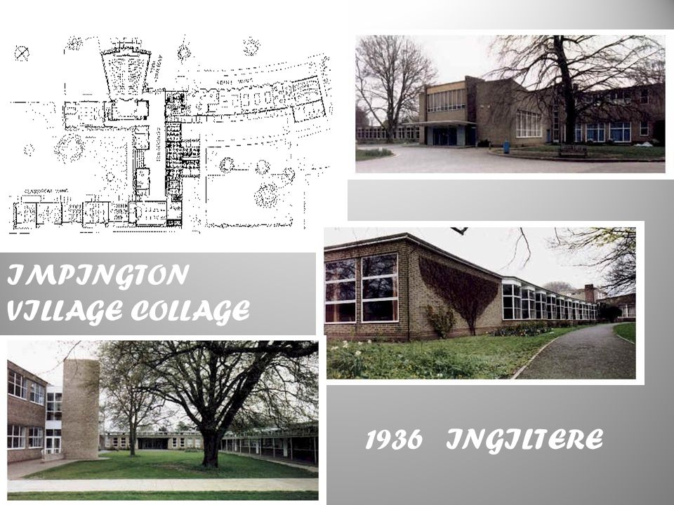 IMPINGTON VILLAGE COLLAGE