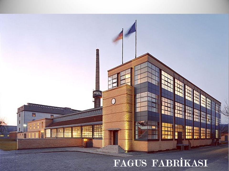FAGUS FABRİKASI