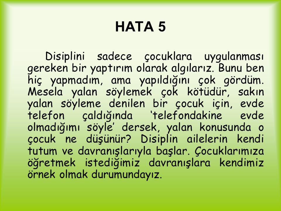 HATA 5
