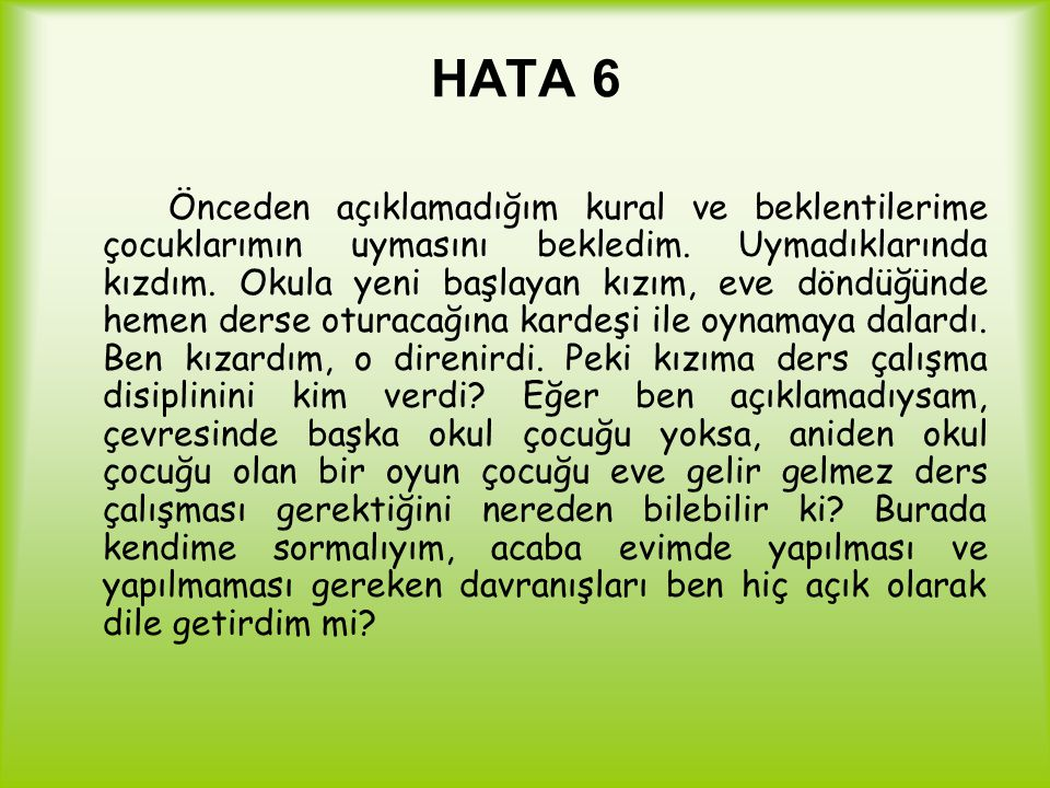 HATA 6