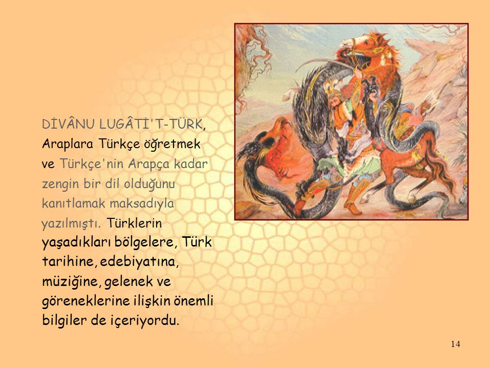 Araplara Türkçe öğretmek ve Türkçe nin Arapça kadar