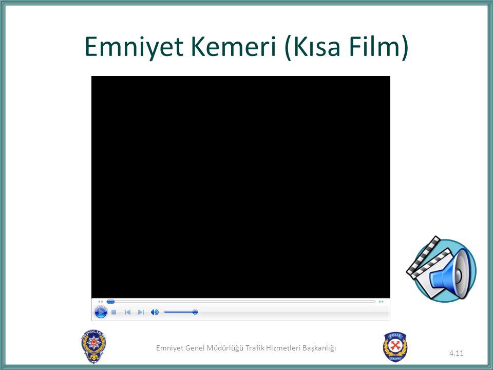 Emniyet Kemeri (Kısa Film)