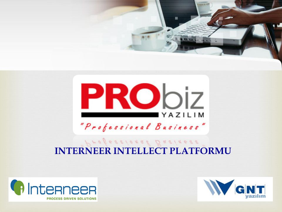 INTERNEER INTELLECT PLATFORMU