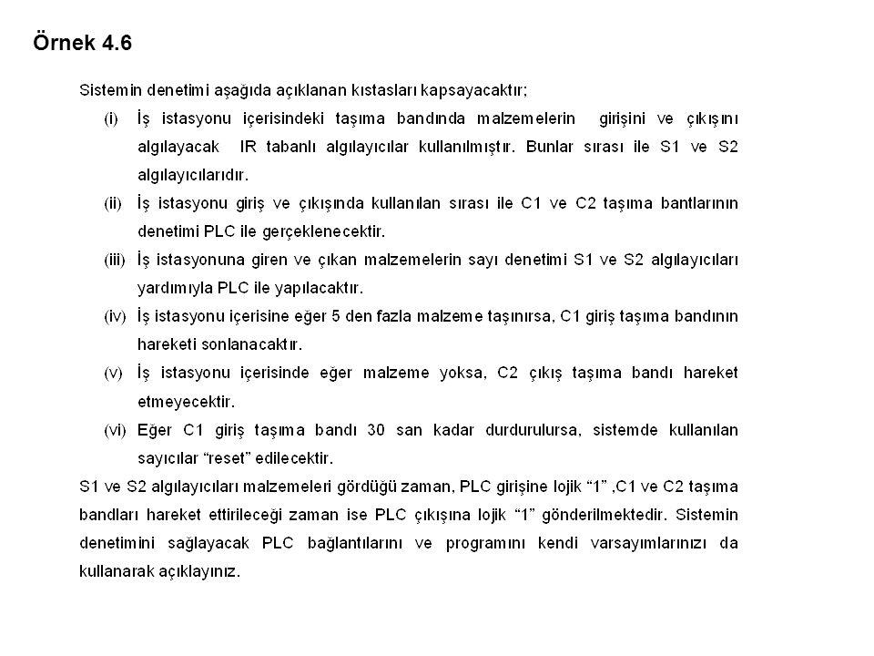 Örnek 4.6