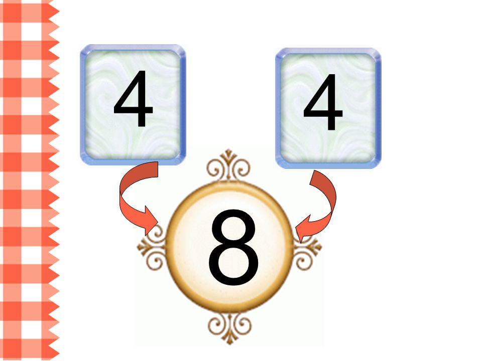 4 4 8