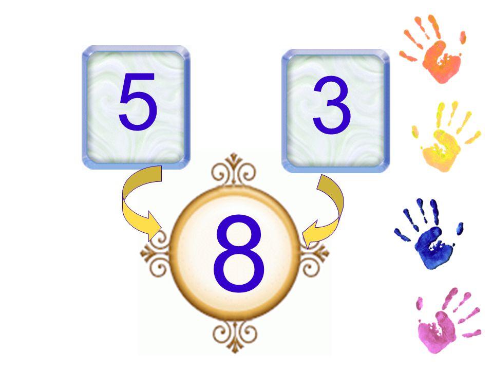 5 3 8