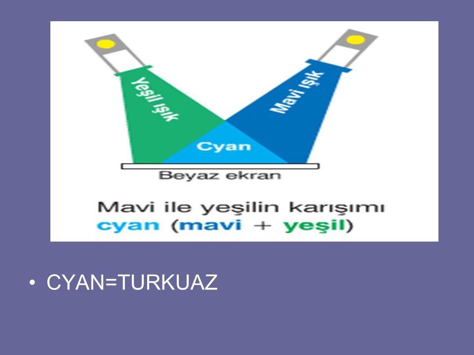CYAN=TURKUAZ