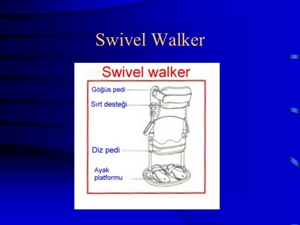 Swivel Walker