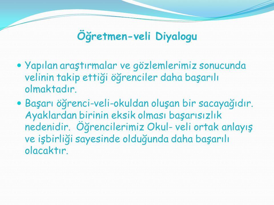 Öğretmen-veli Diyalogu