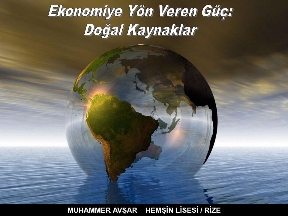 MUHAMMER AVŞAR HEMŞİN LİSESİ / RİZE