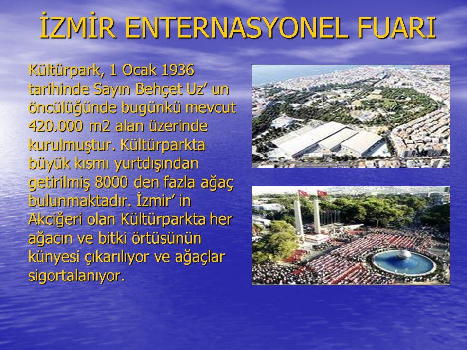 İZMİR ENTERNASYONEL FUARI