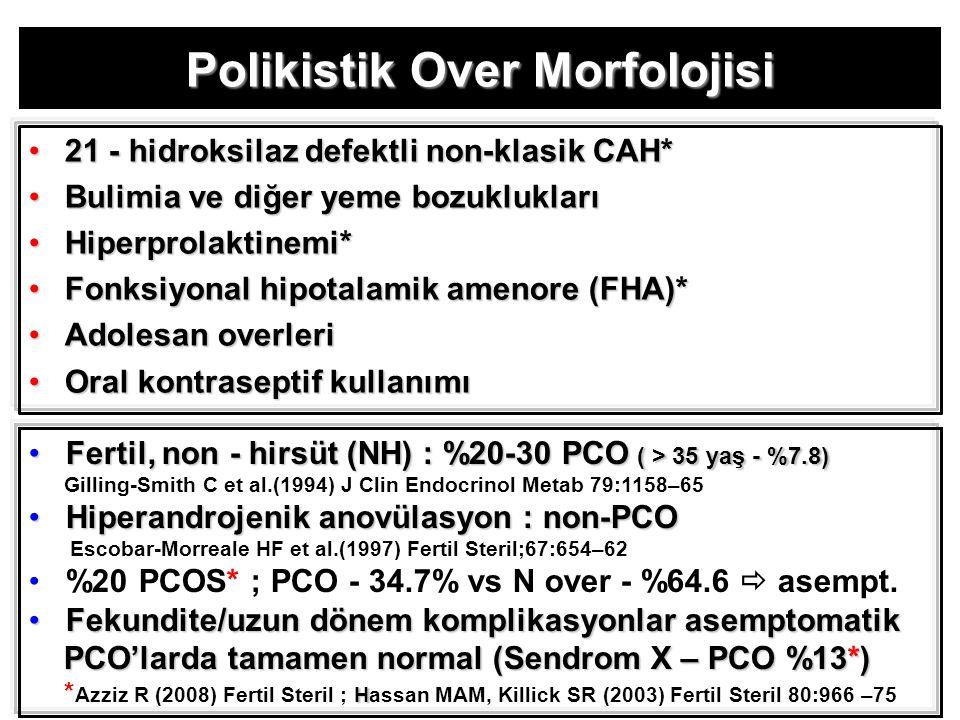 Polikistik Over Morfolojisi