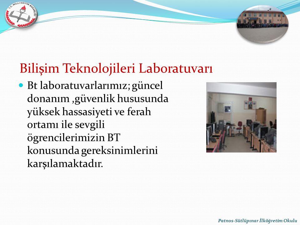 Bilişim Teknolojileri Laboratuvarı