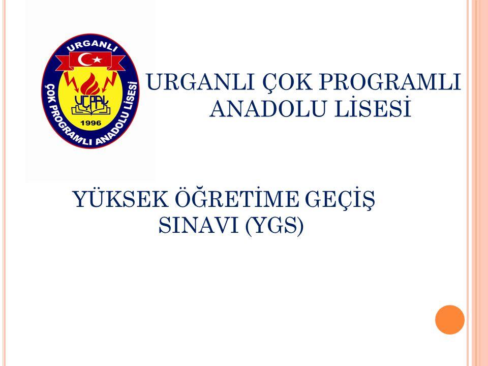 URGANLI ÇOK PROGRAMLI ANADOLU LİSESİ