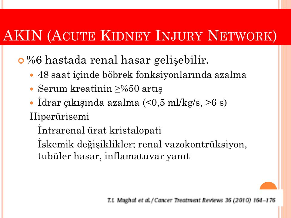 AKIN (Acute Kidney Injury Network)