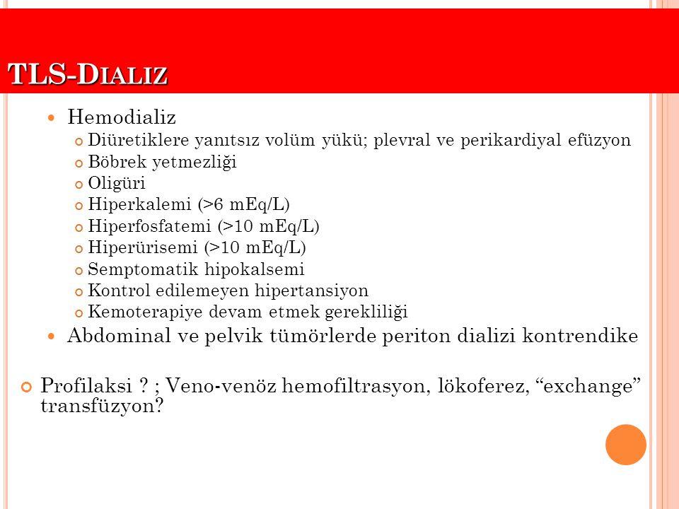 TLS-Dializ Hemodializ