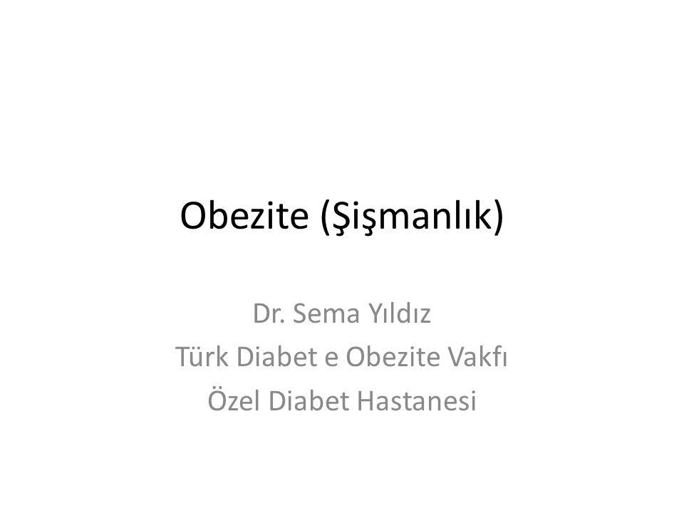 Dr. Sema Yıldız Türk Diabet e Obezite Vakfı Özel Diabet Hastanesi
