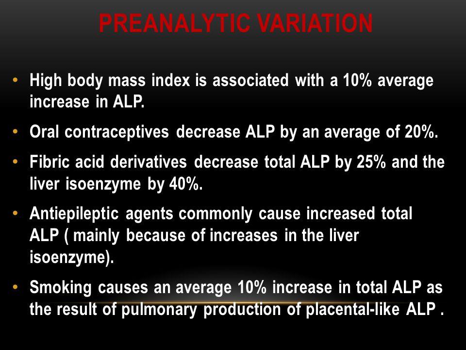 Preanalytic Variation