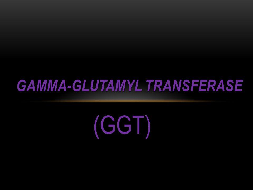 GAMMA-Glutamyl Transferase