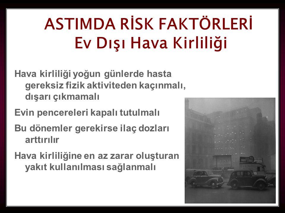 ASTIMDA RİSK FAKTÖRLERİ