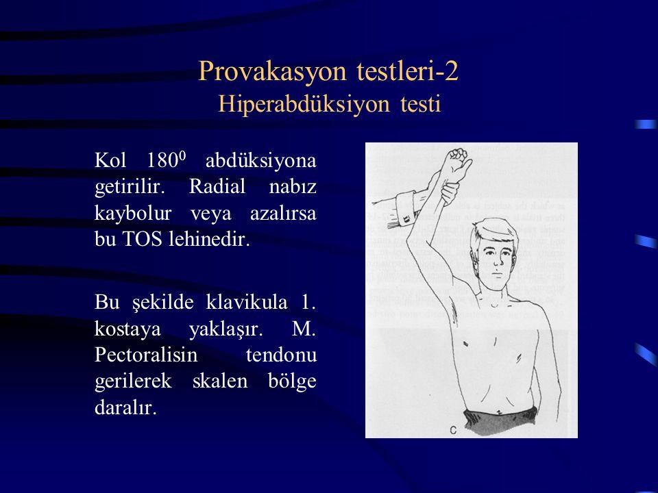 Provakasyon testleri-2 Hiperabdüksiyon testi
