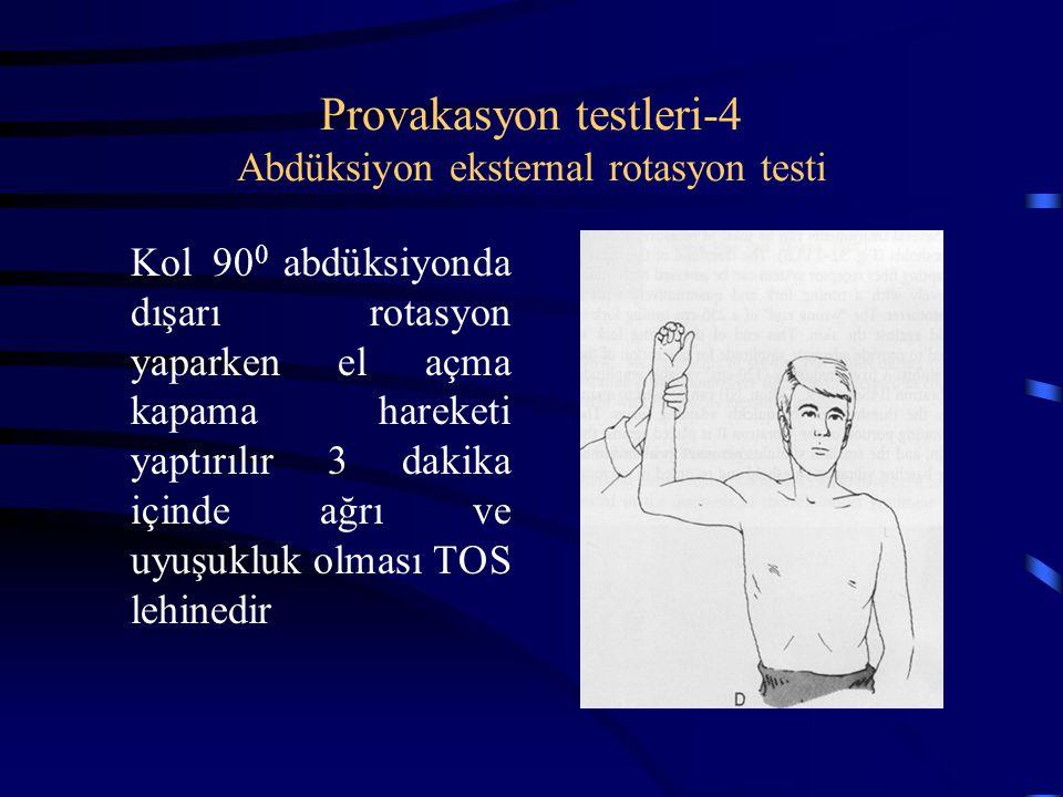 Provakasyon testleri-4 Abdüksiyon eksternal rotasyon testi