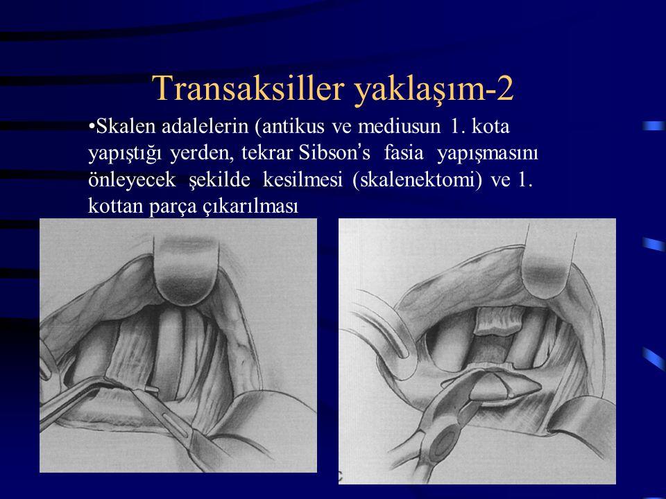 Transaksiller yaklaşım-2