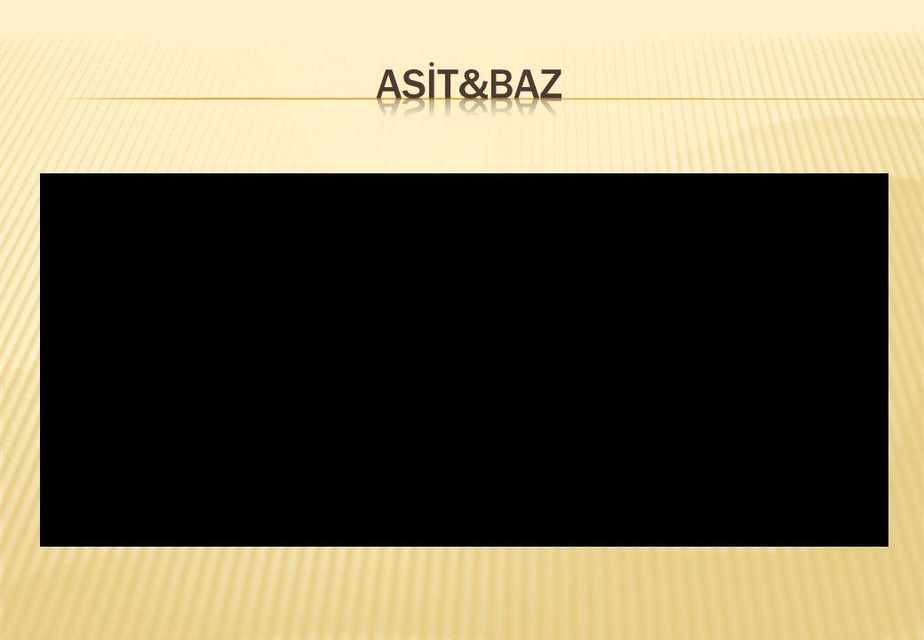 ASİT&BAZ