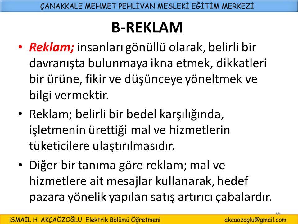 B-REKLAM