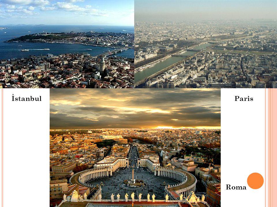 İstanbul Paris Roma