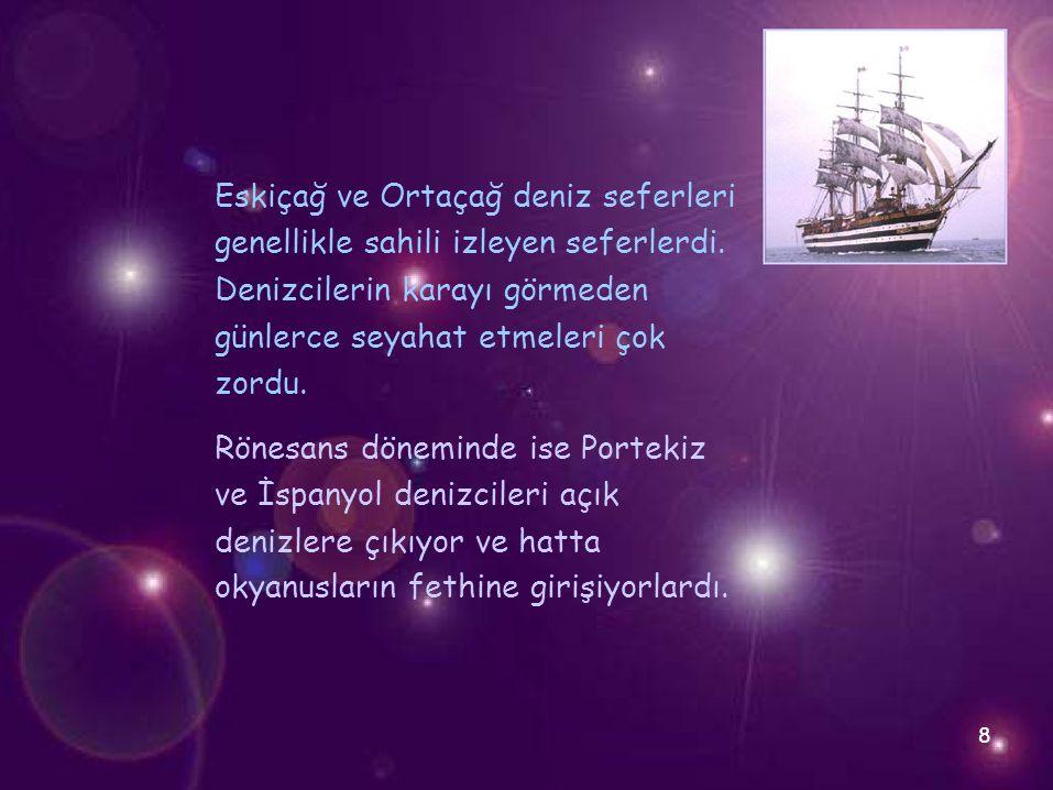 Eskiçağ ve Ortaçağ deniz seferleri