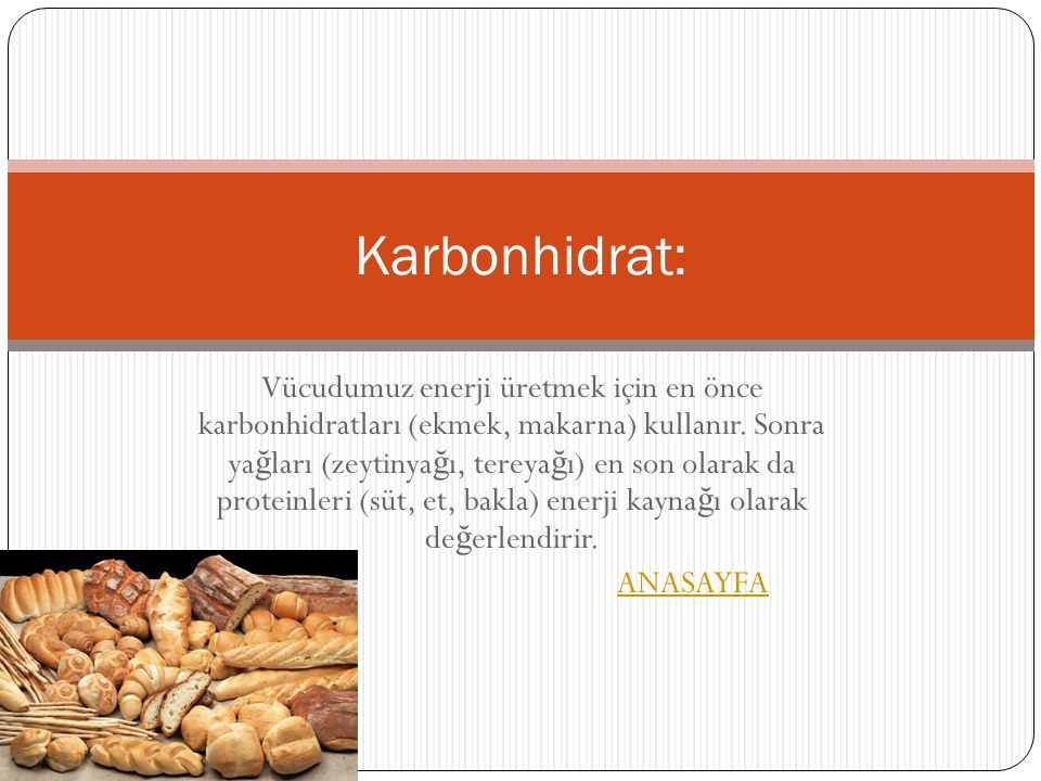 Karbonhidrat: