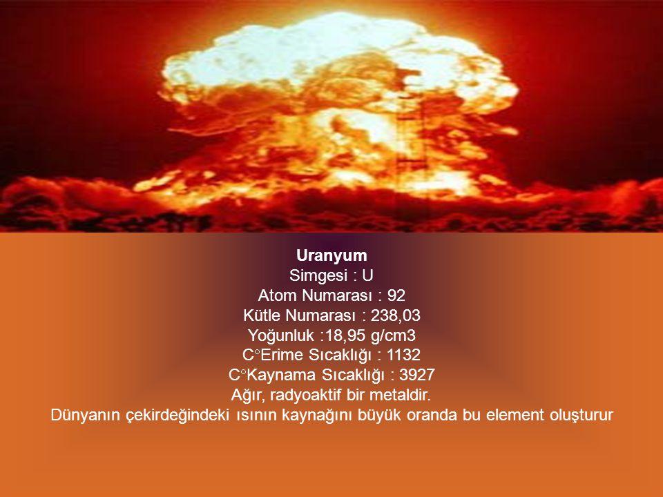 Uranyum