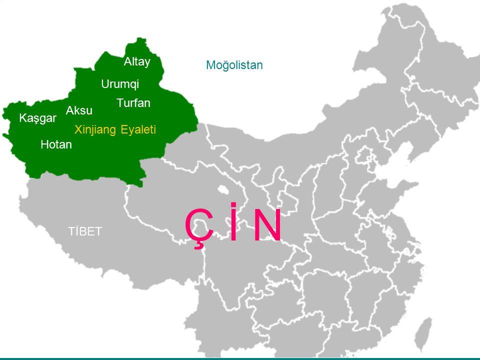 Xinjiang Uygur Özerk Bölgesi ile ilgili görsel sonucu