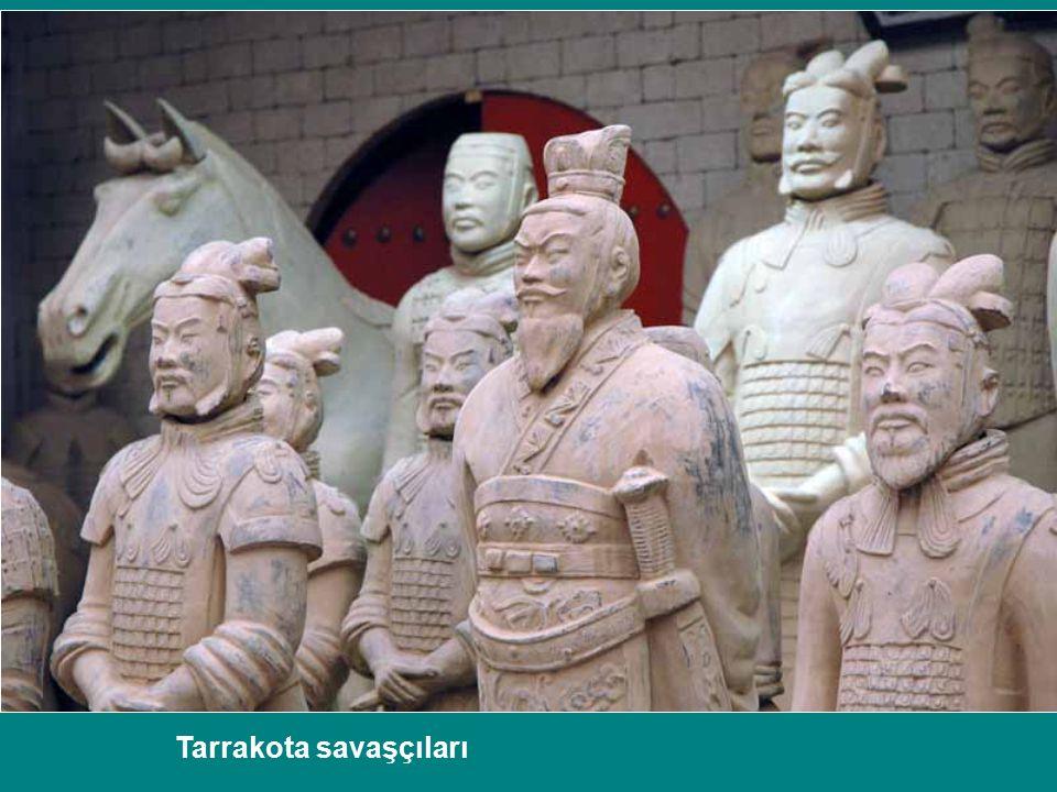 Tarrakota savaşçıları