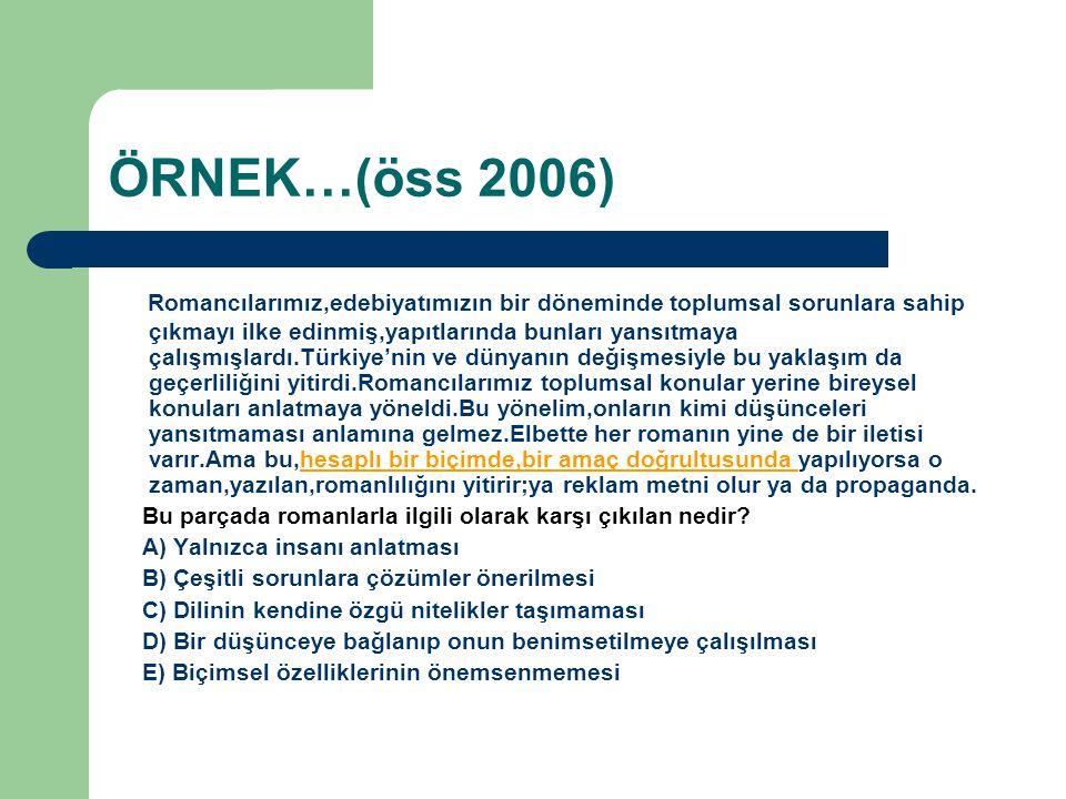 ÖRNEK…(öss 2006)