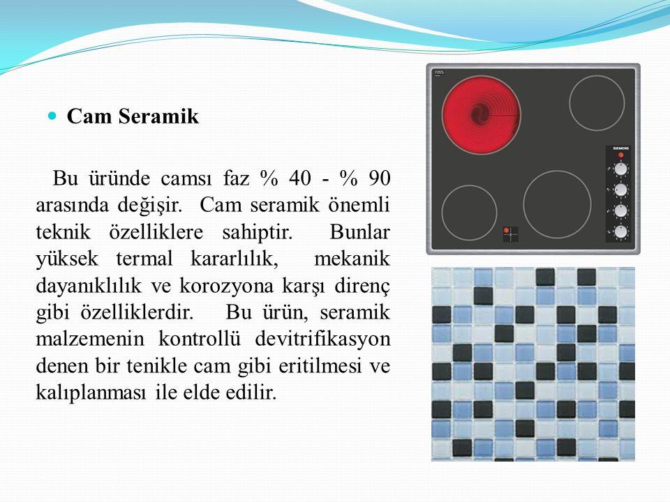 Cam Seramik