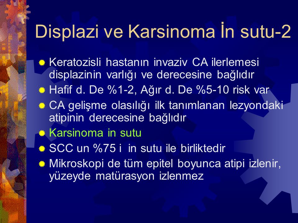 Displazi ve Karsinoma İn sutu-2