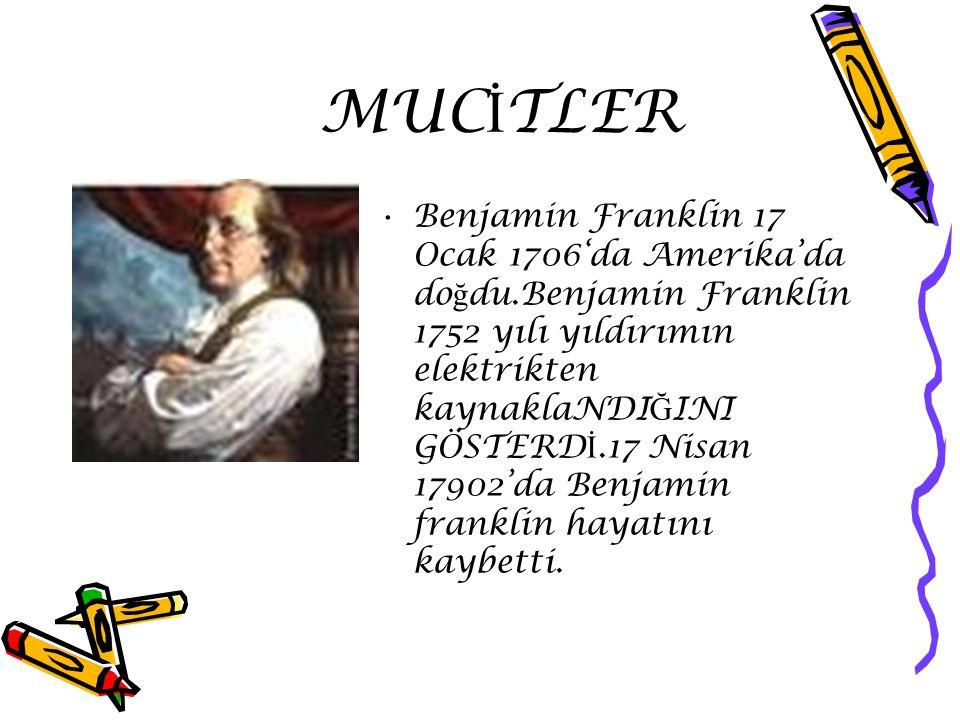 MUCİTLER