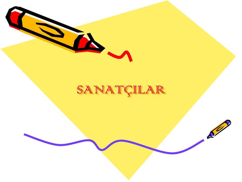 SANATÇILAR