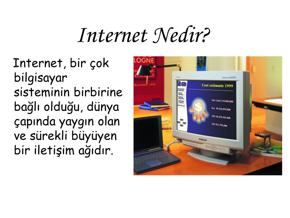 Internet Nedir.