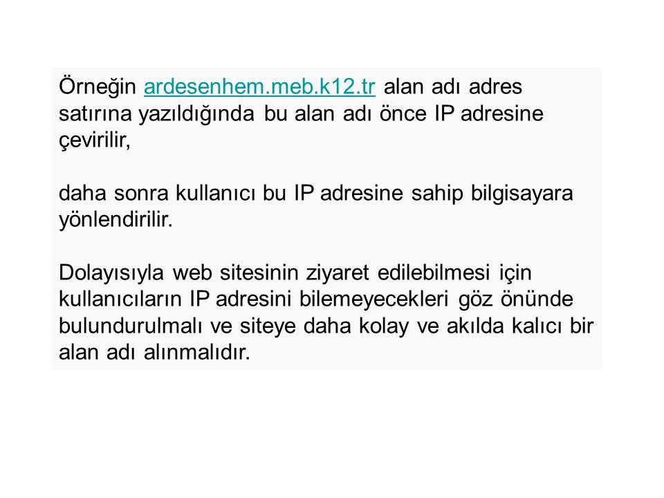 Örneğin ardesenhem. meb. k12