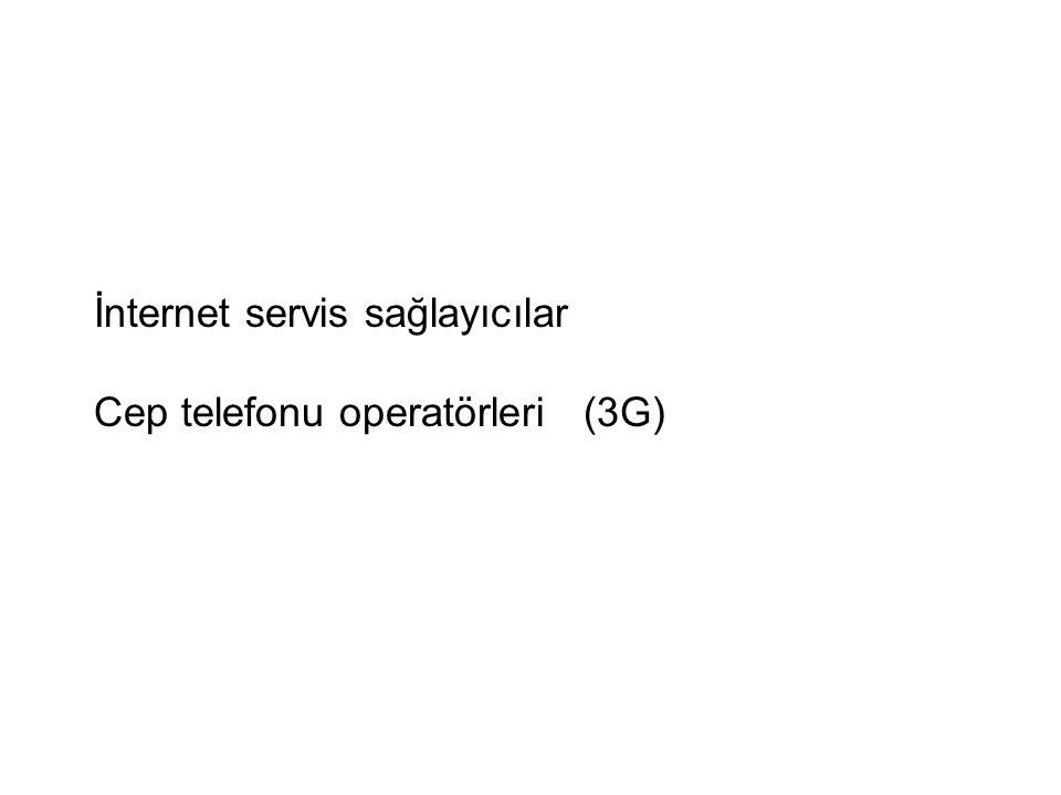 İnternet servis sağlayıcılar
