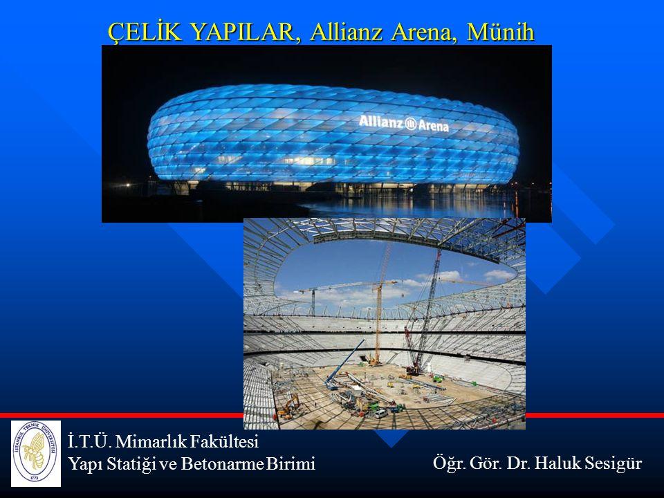 ÇELİK YAPILAR, Allianz Arena, Münih