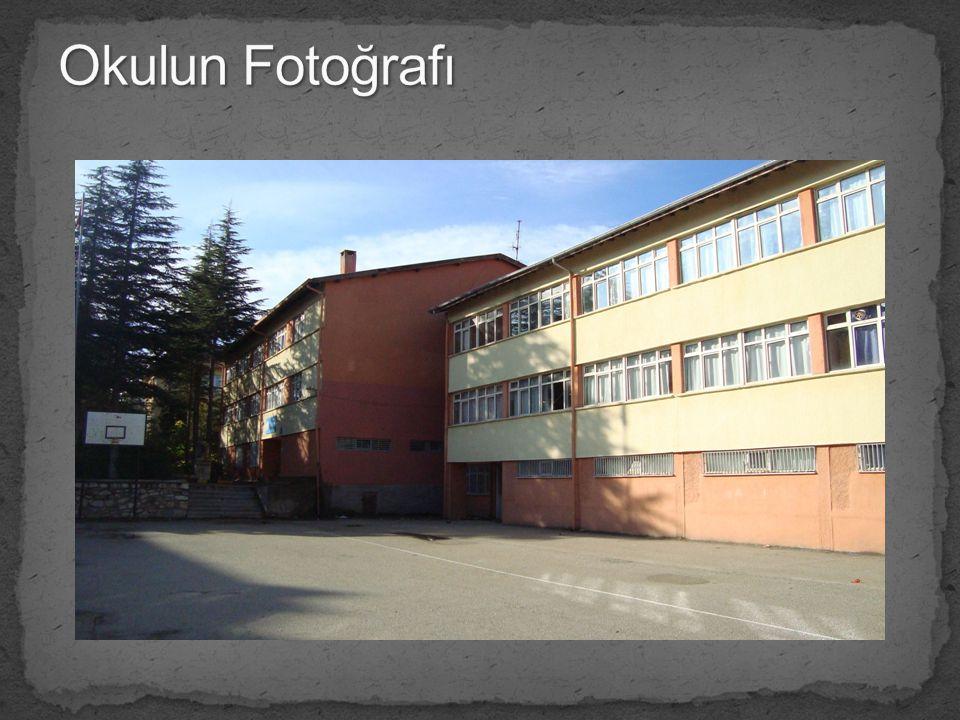 Okulun Fotoğrafı