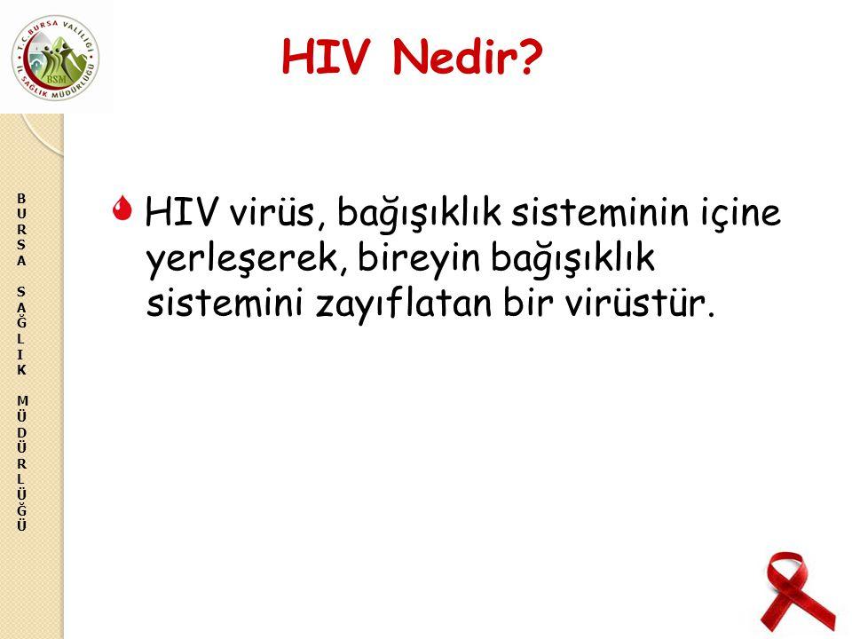 HIV Nedir.