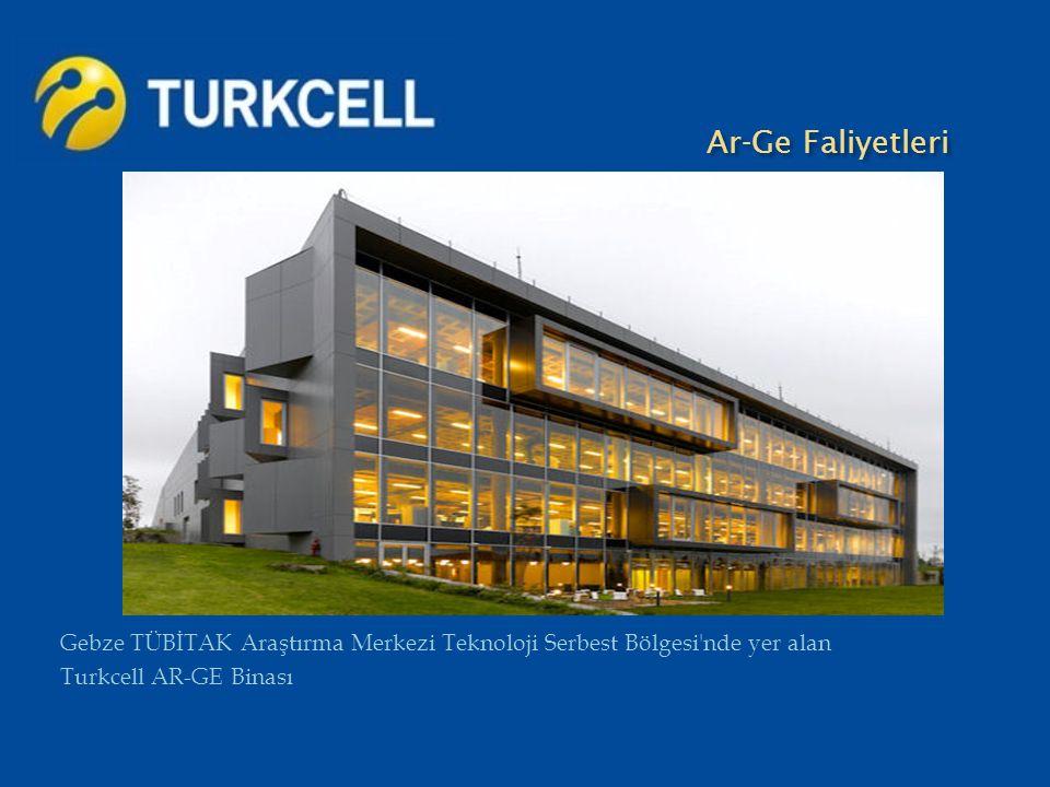 Ar-Ge Faliyetleri Gebze TÜBİTAK Araştırma Merkezi Teknoloji Serbest Bölgesi nde yer alan.